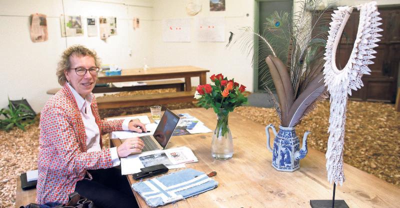 Interview gooi en Eemlander 1 december - Marjolein Risseeuw